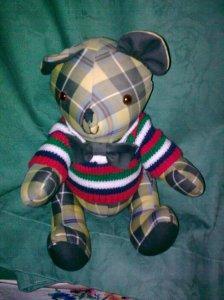 Penrose the bear