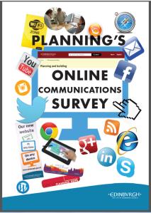 Planning communications survey