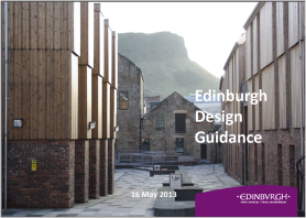 Edinburgh Design Guidance
