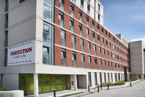 Student housing Fountainbridge