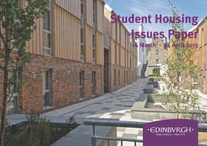 Student housing issues paper