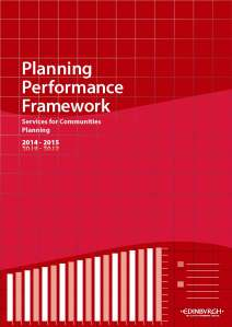 Planning Performance Framework 2014-15