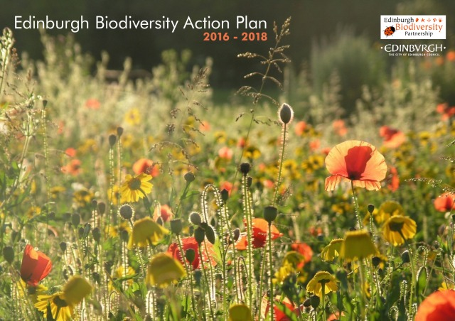Edinburgh Local Biodiversity Action Plan (LBAP) 2016-18