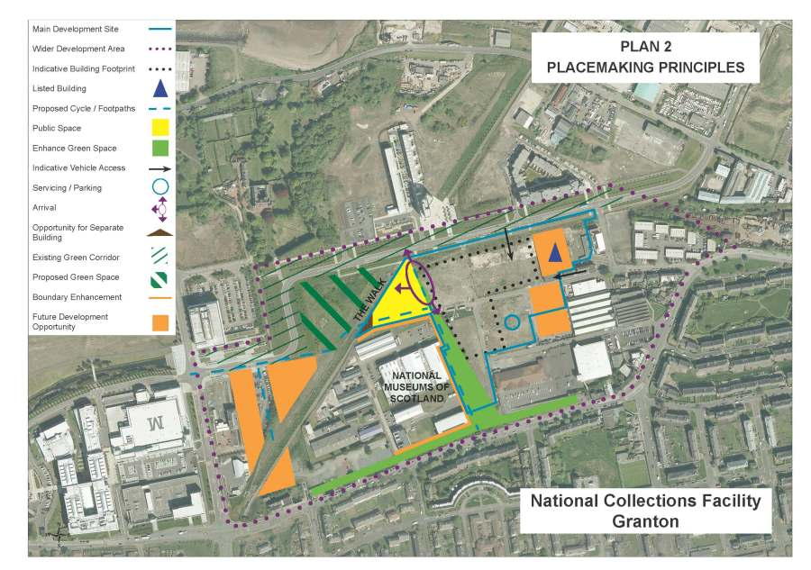 NCF Plan 2 Placemaking principles – Site Planning Principles