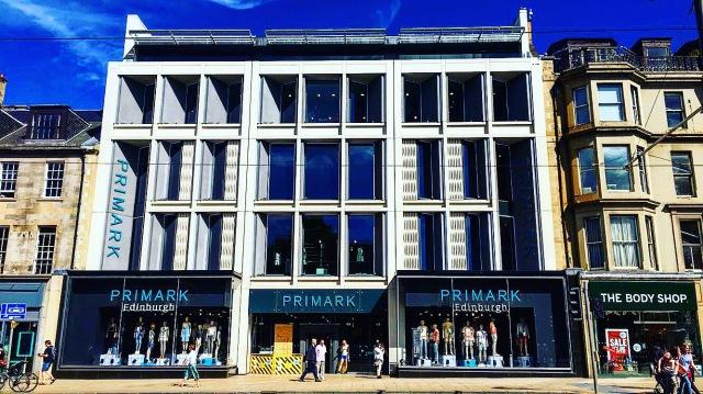 Princes Street Primark