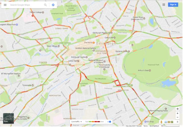 Maps | Planning Edinburgh