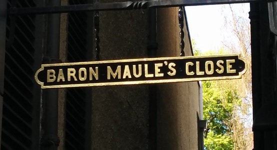 Baron Maules Close