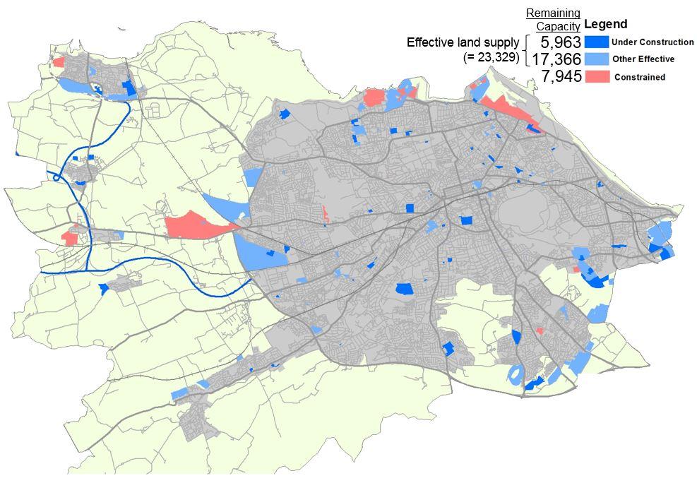 HLADP MAP