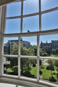 St Andrew Sq window