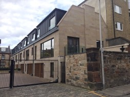 Stockbridge new build