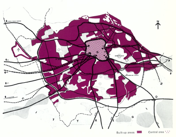 1965 city structure proposed
