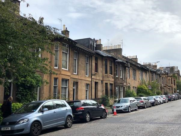 Bruntsfield houses