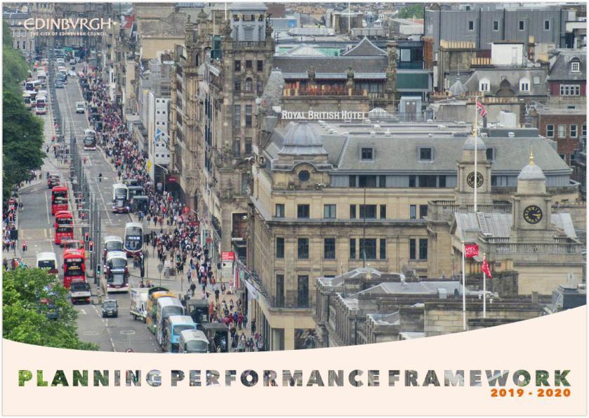 View Planning Performance Framework